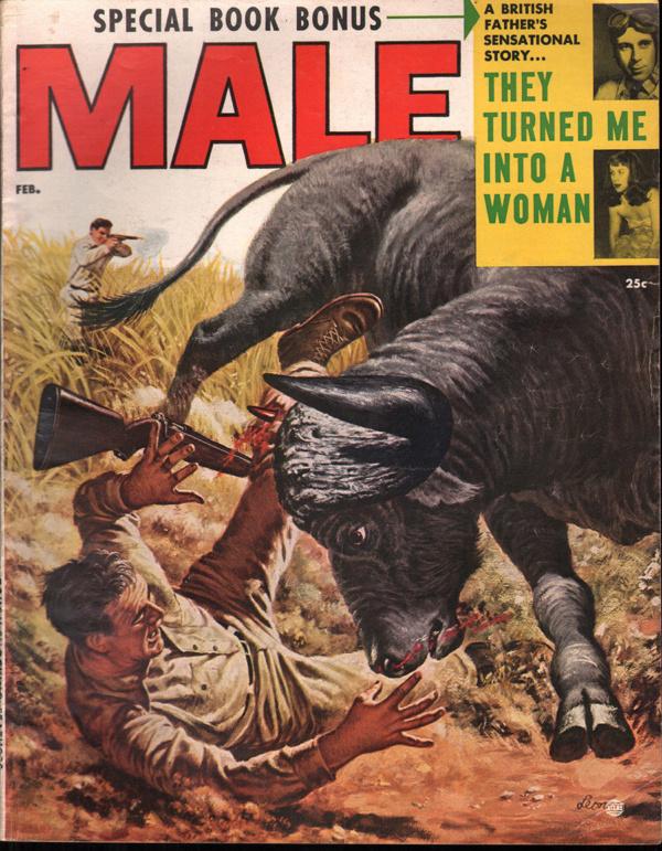 Male February 1955