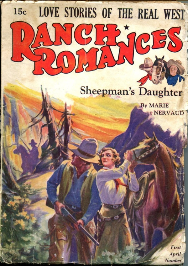 Ranch Romances April 1  1937