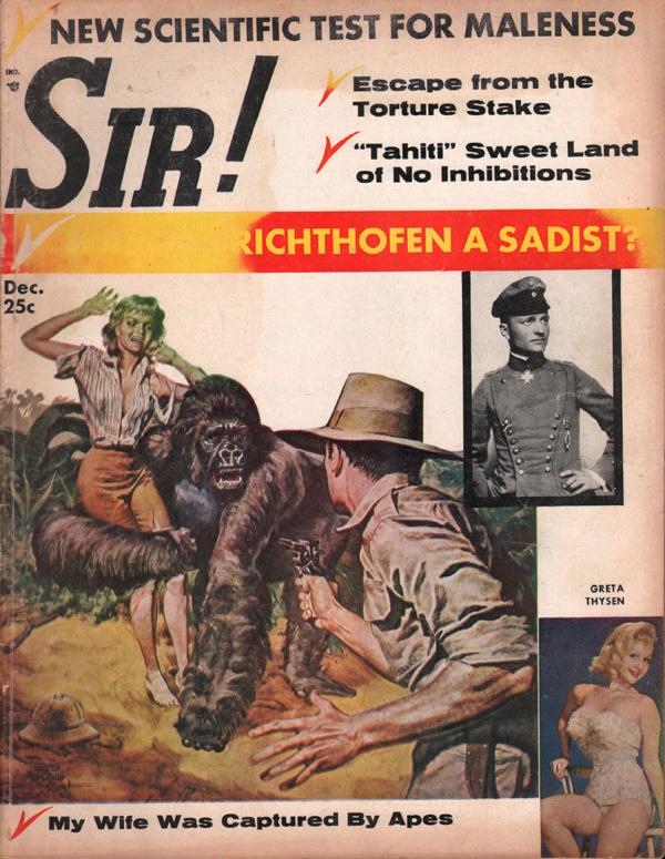 Sir December 1957