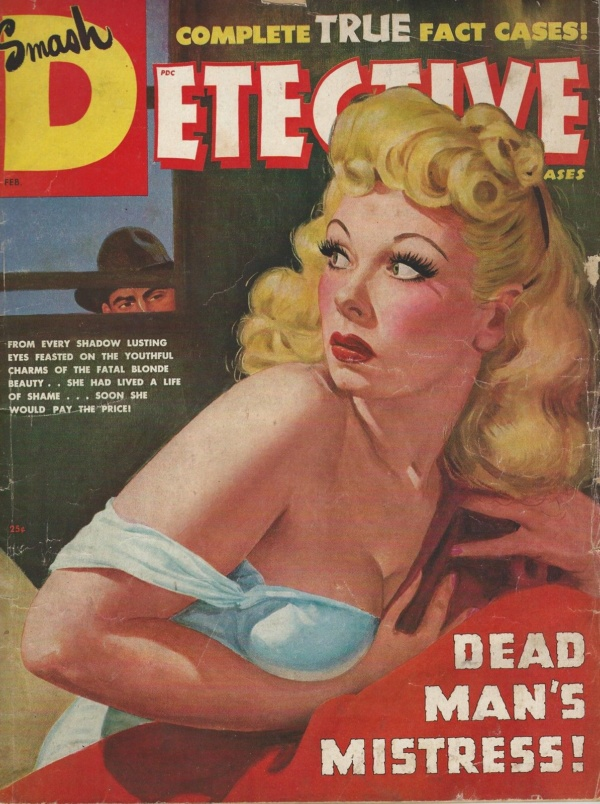 Smash Detective February 1949