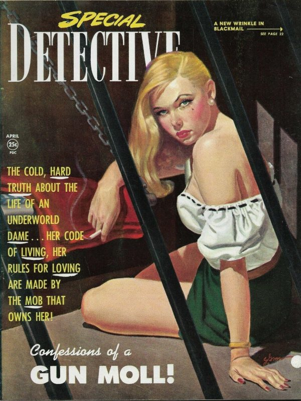 Special Detective April-May 1951
