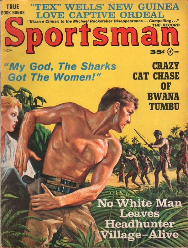 Sportsman November 1964