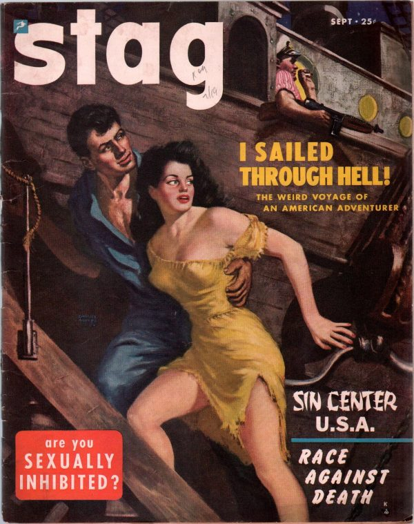 Stag Issue #4 September 1950