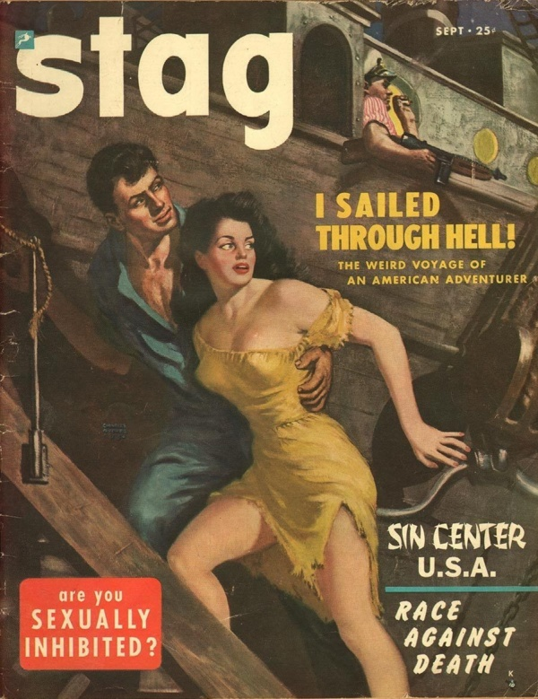 Stag September 1950