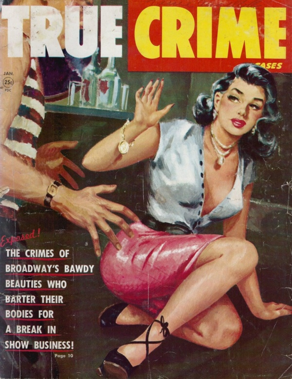 True Crime Cases January 1951