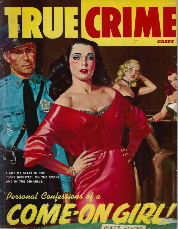 True Crime Cases July 1951