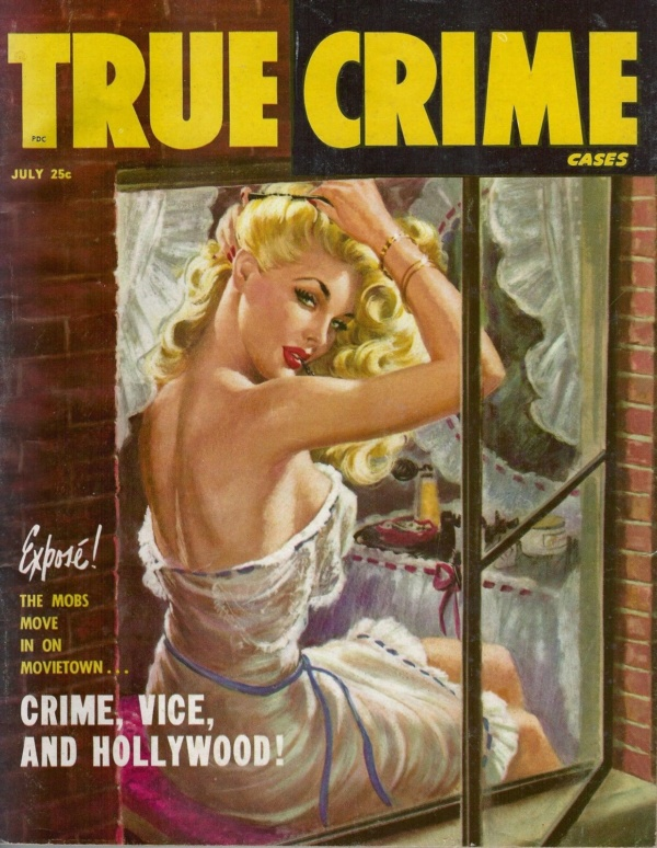 True Crime Cases July 1952