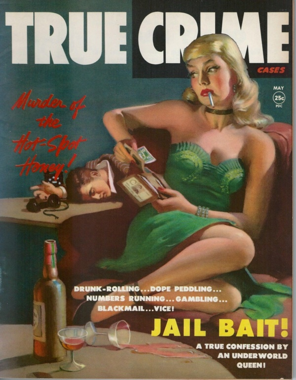 True Crime Cases May 1952