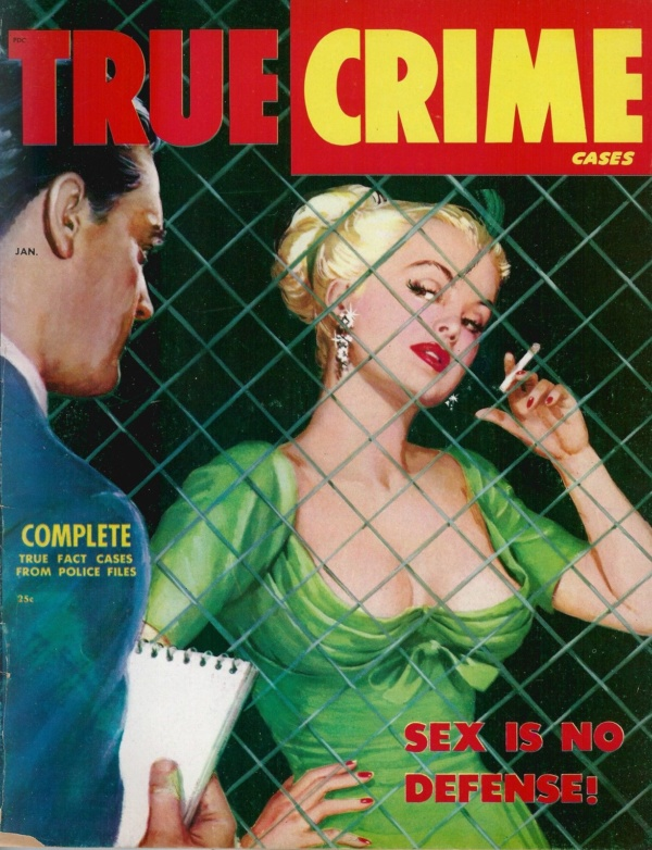 True Crime January 1950