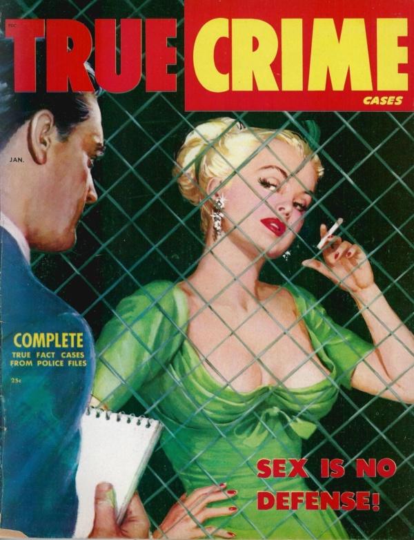 True Crime January 1950