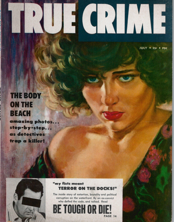 True Crime July 1953