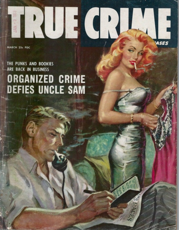 True Crime March 1953