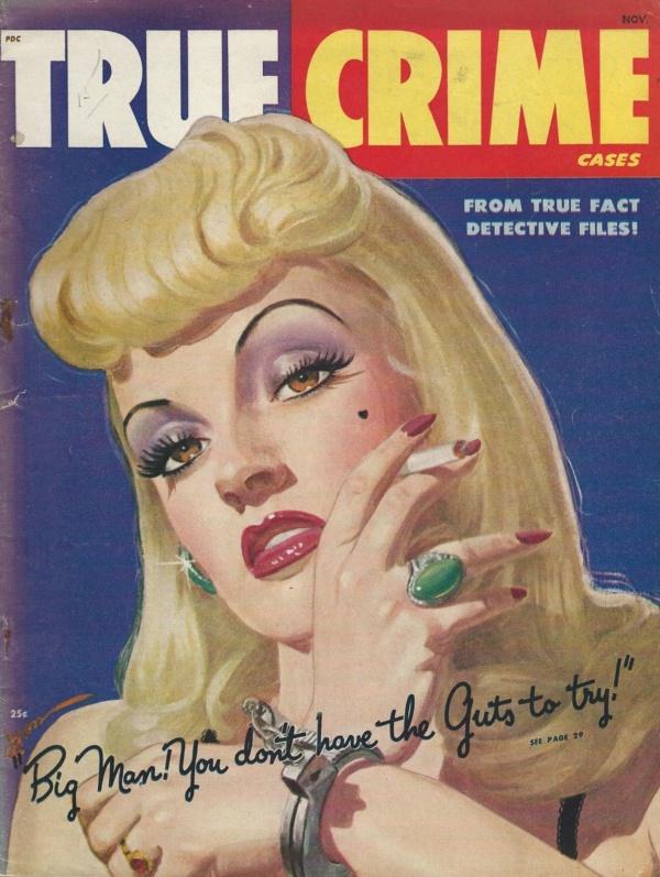 True Crime November 1948
