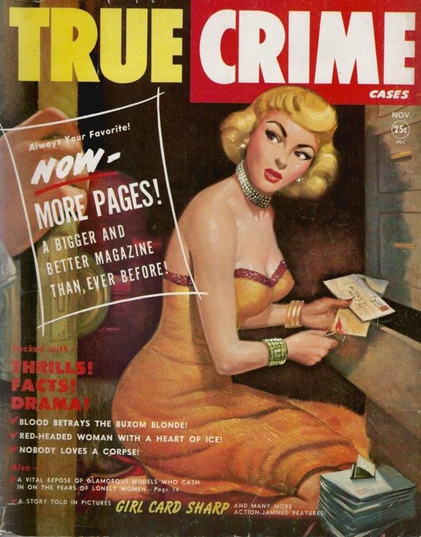 True Crime November 1951