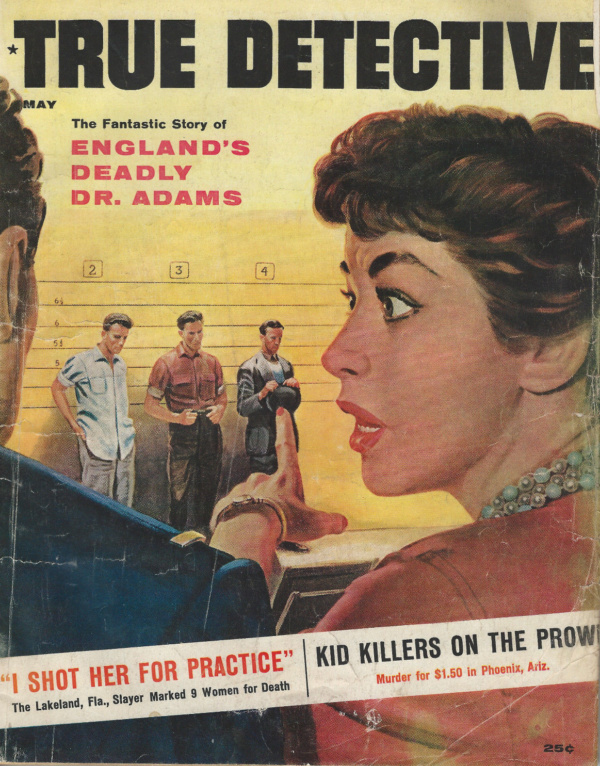 True Detective May 1957