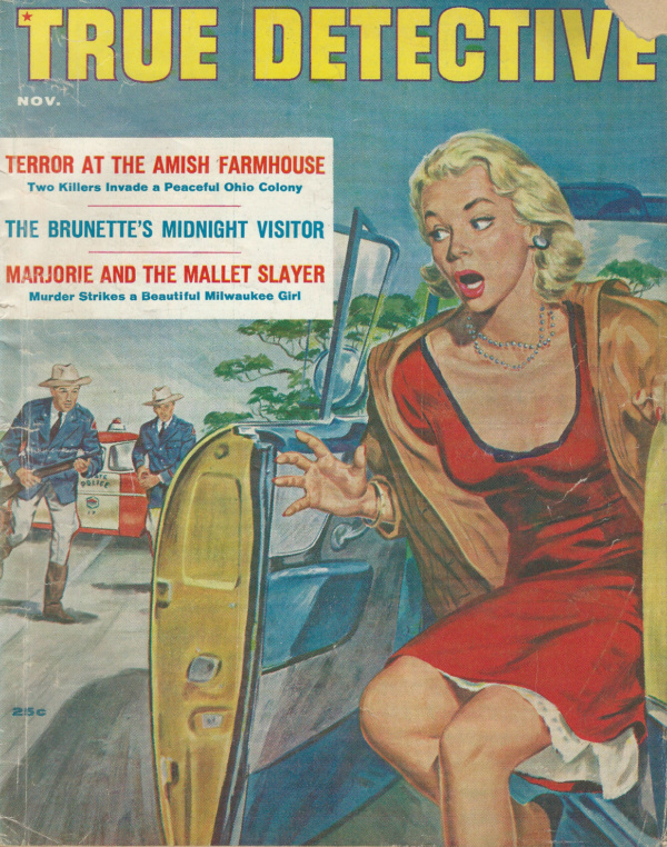 True Detective November 1957