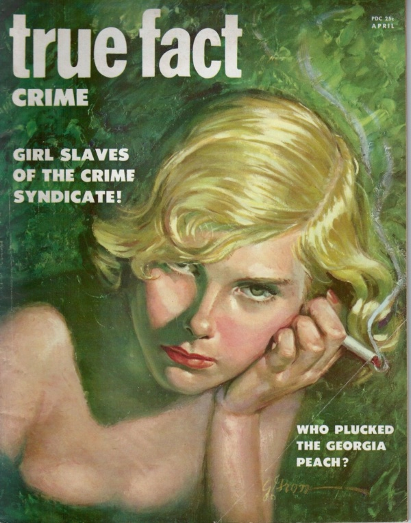 True Fact Crime April 1953