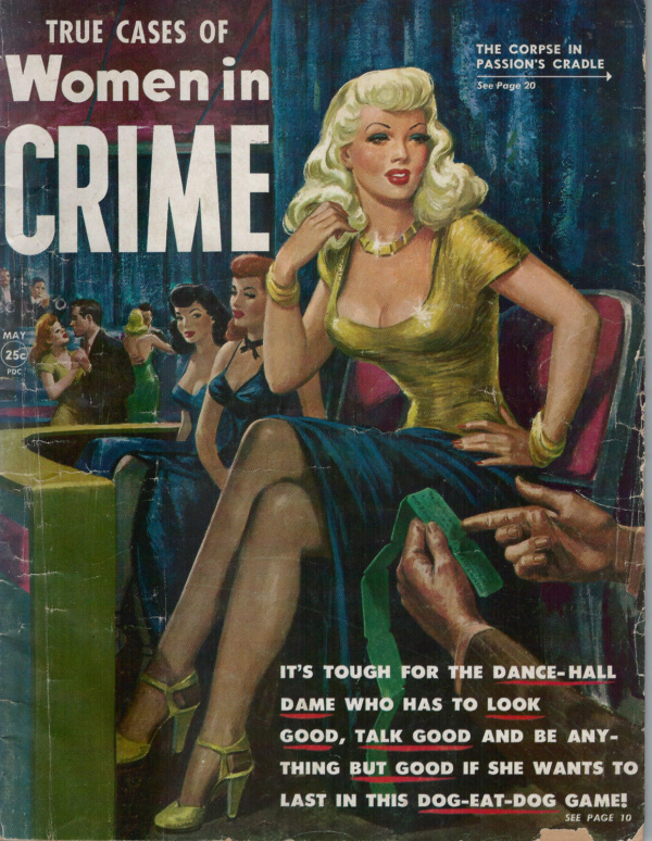 Women In Crime May 1951