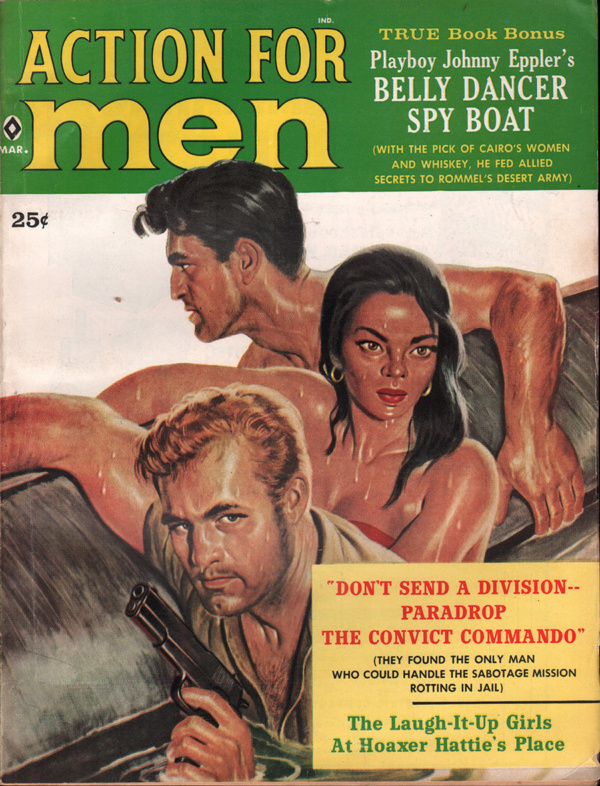 Action For Men March 1960