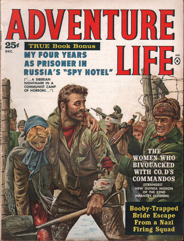 Adventure Life December 1961