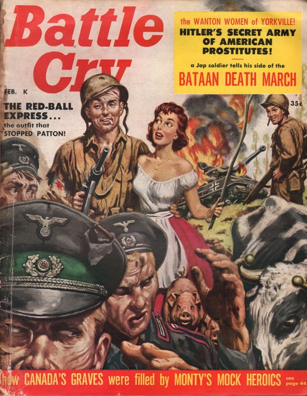 Battle Cry February 1958