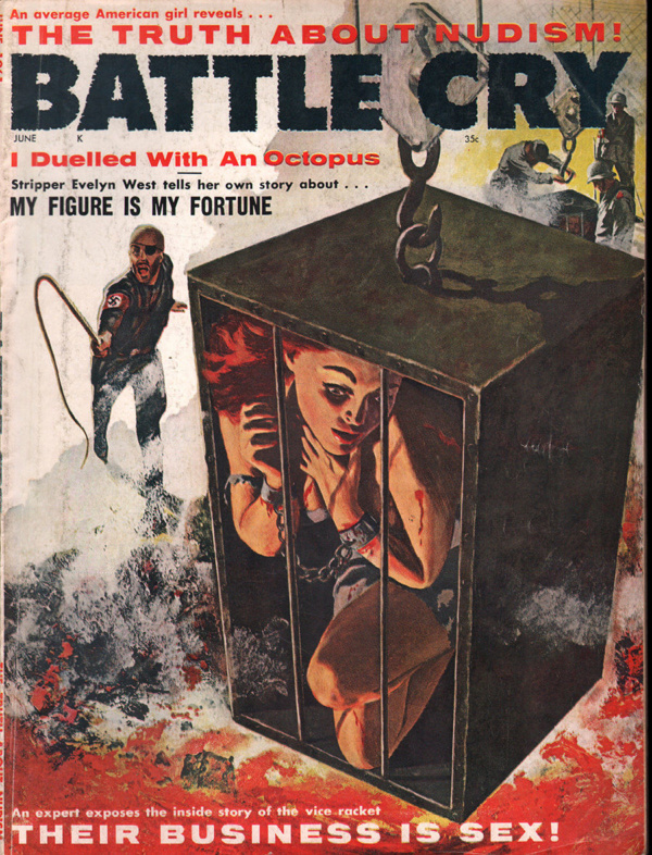 Battle Cry June 1961