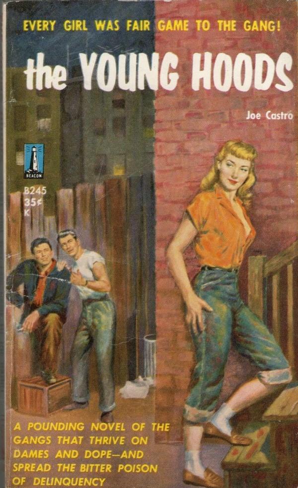 Beacon Books B245, 1959