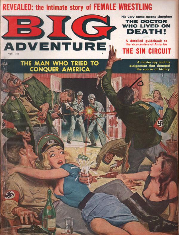 Big Adventure November 1960