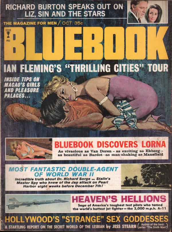 Blue Book October 1964