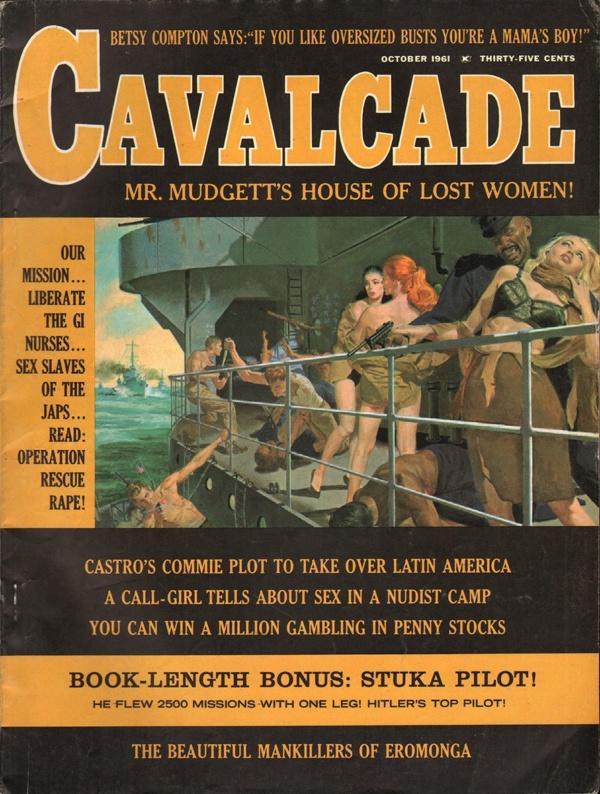 Cavalcade October 1961
