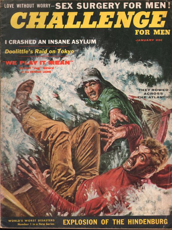Challenge January 1957