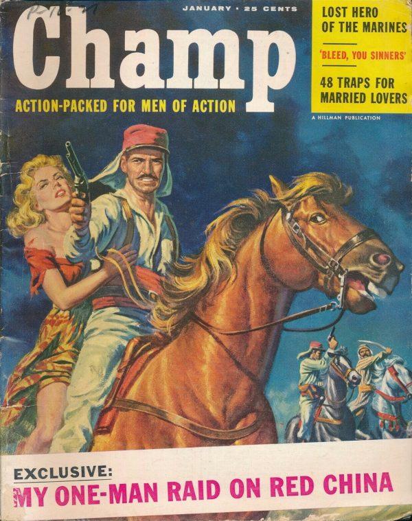 Champ Magazine January 1958