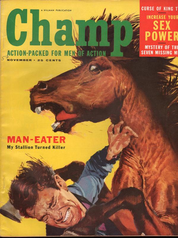 Champ November 1957