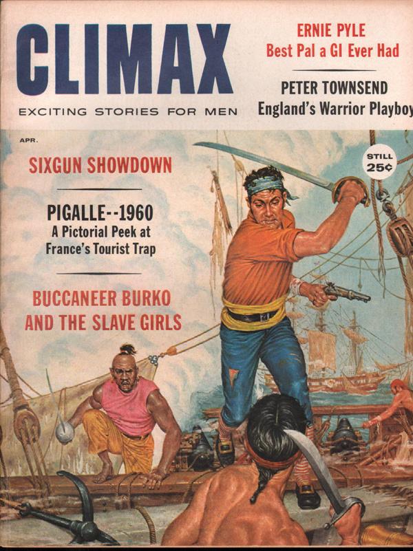 Climax April 1960