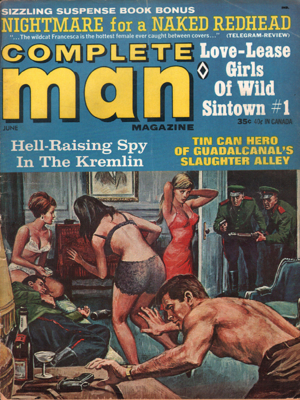 Complete Man June 1966