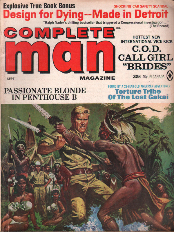 Complete Man September 1966