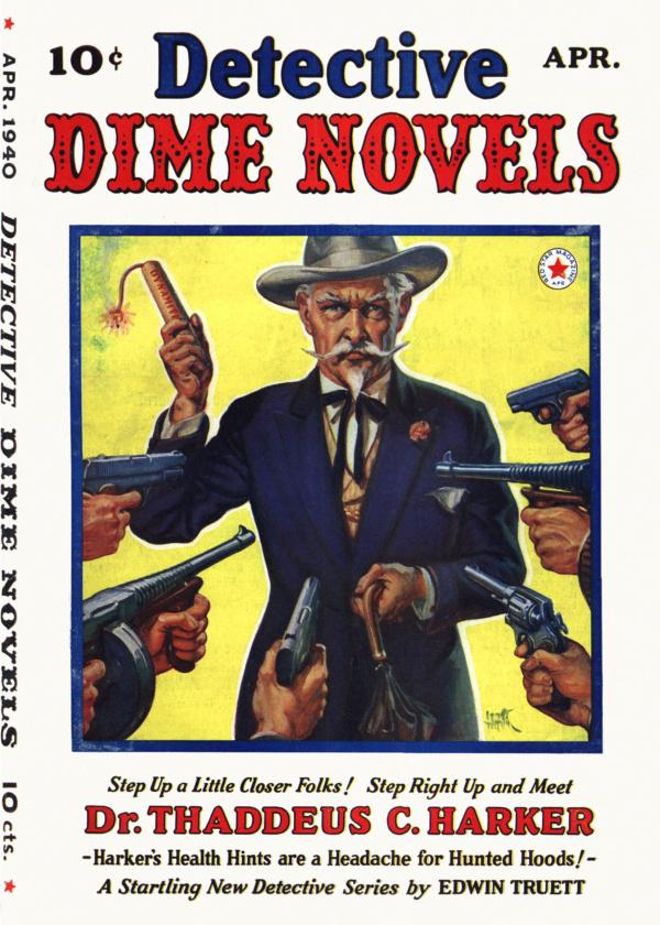 Detective Dime Novels v01 n01 April 1940