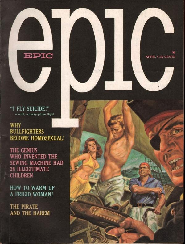 Epic April 1961