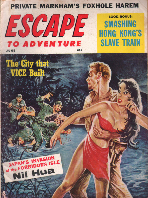 Escape to Adventure June 1960