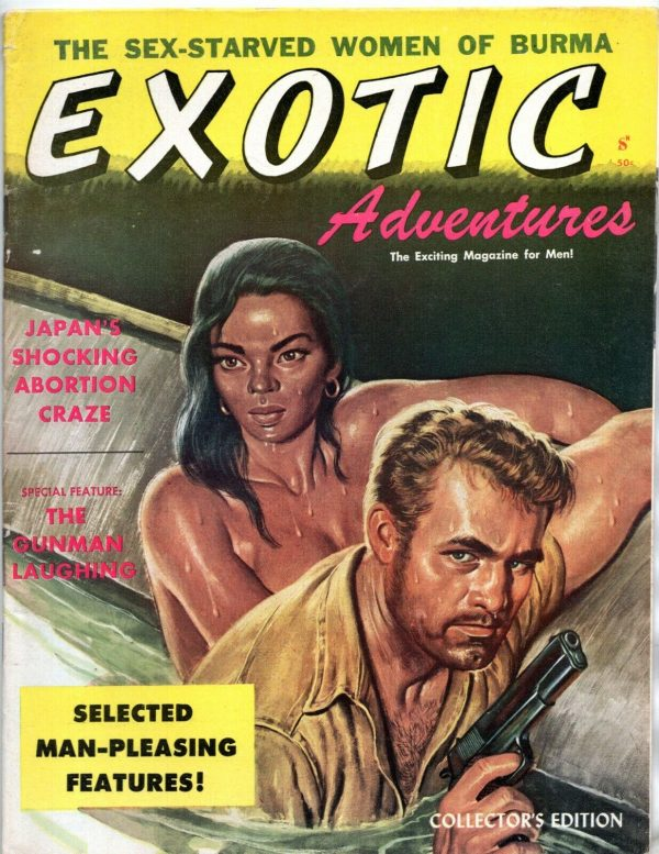 Exotic Adventures V1 #1 1958