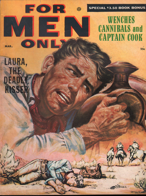 For Men Only March 1956
