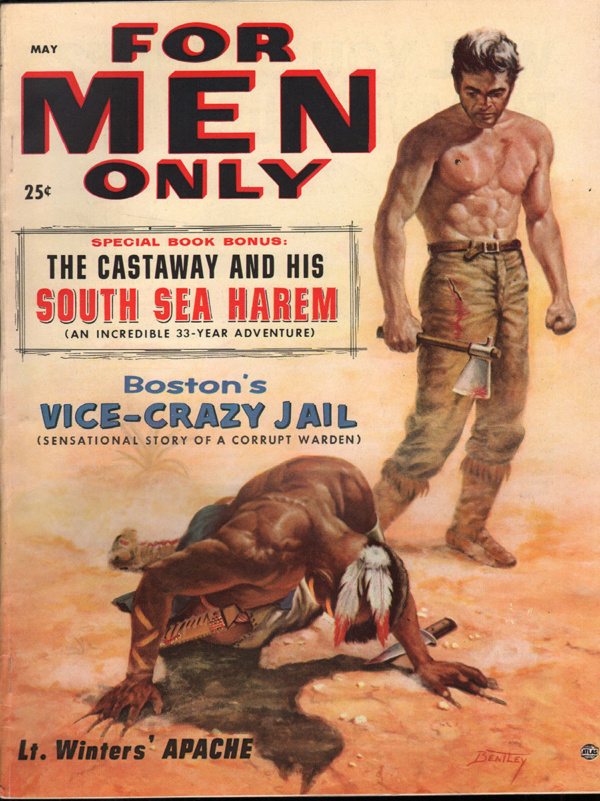 For Men Only May 1957