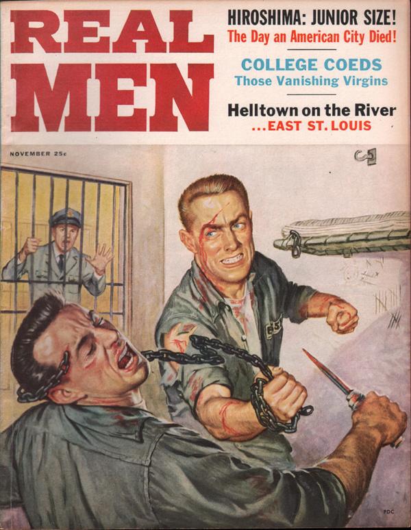Real Men November 1956