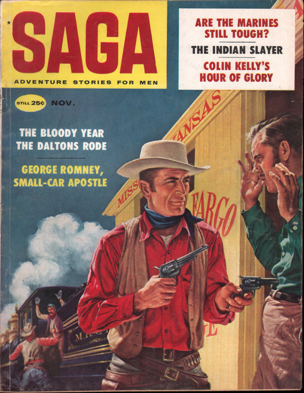 Saga November 1958