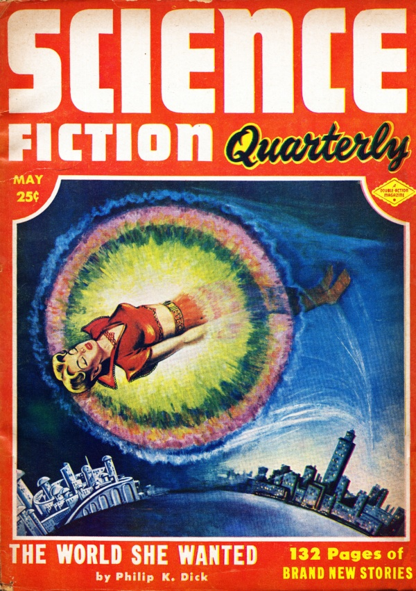 Science Fiction Quarterly 1953-05