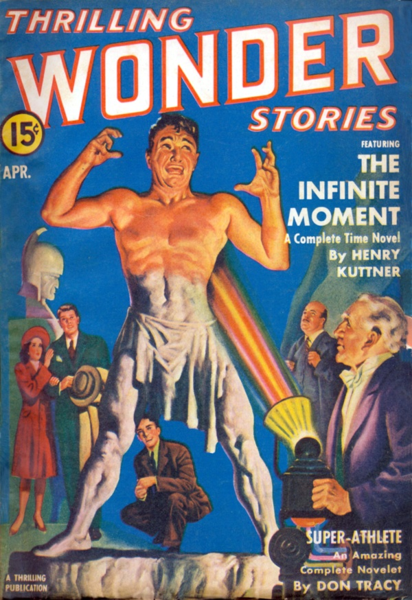 Thrilling Wonder Stories April 1943