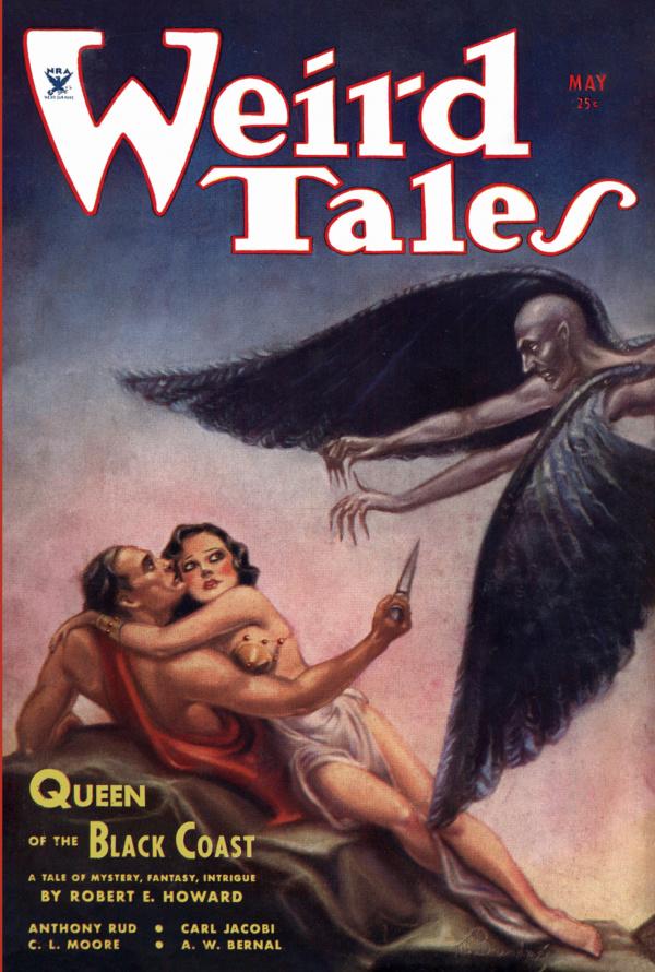 Weird Tales May 1934