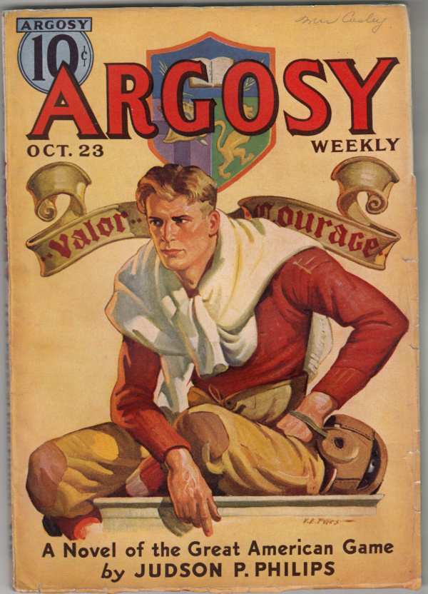 ARGOSY WEEKLY October 23, 1937