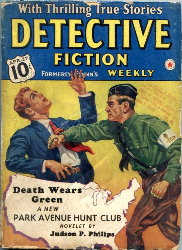 Detective Fiction April 27 1940