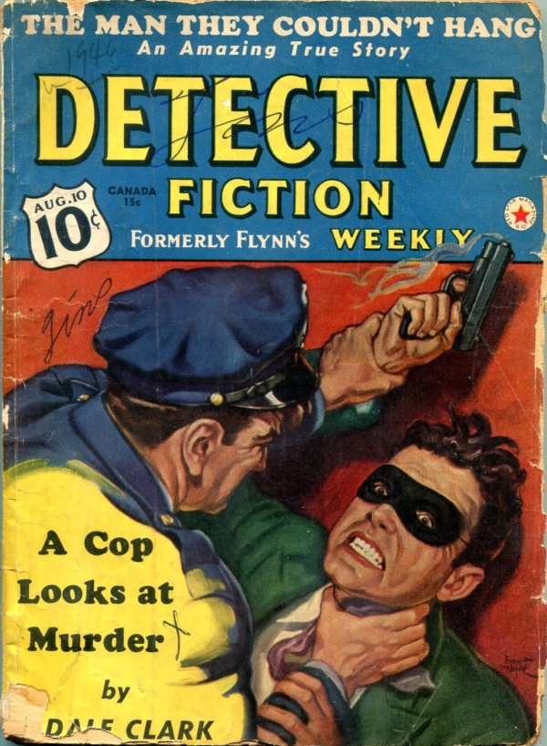 Detective Fiction August 10 1940